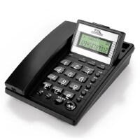 【当当热销】TCL 37 电话机座机办公商务家用 有线固定电话来电显示免电池挂机