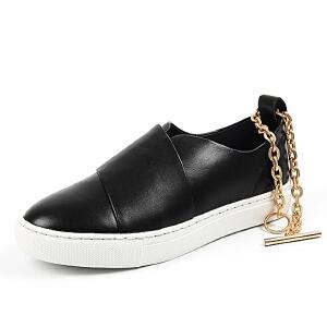 Teenmix/天美意专柜同款牛皮革女单鞋AN211CM6 专柜2