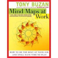 【预订】Mind Maps at Work: How to Be the Best at Your Job
