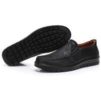 老北京布鞋男春秋季男鞋中老年人爸爸鞋透气单鞋子软底男士休闲鞋