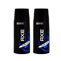 AXE 艾科凌仕效应 魅动男士香水止汗喷雾150ml 2支装套装 释放混乱9393