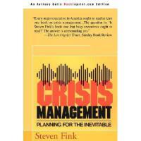 【预订】Crisis Management: Planning for the Inevitable