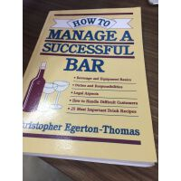 How to Manage a Successful Bar【书角污渍】