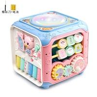 【领券立减】儿童手机玩具0-1-2-3岁音乐电话婴儿男女孩宝宝早教6-12个月