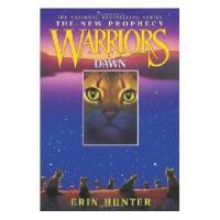 英文原版 Warriors: The New Prophecy #3: Dawn 猫武士-新预言3-重现家园