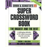 【预订】Simon & Schuster Super Crossword Book #11
