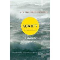 【预订】Adrift: Seventy-Six Days Lost at Sea