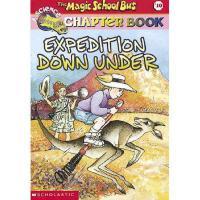 英文原版The Magic School Bus A Science Chapter Book Expedition