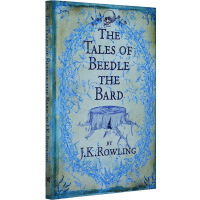 the tales of beedle the bard 诗翁彼豆故事集 英文原版 JK罗琳 Harry Potter 哈利波特周边