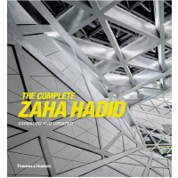 英文原版The Complete Zaha Hadid