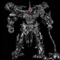 陆霸变形玩具金刚威将合金恐龙SS钢索机器人节日礼物模型男孩