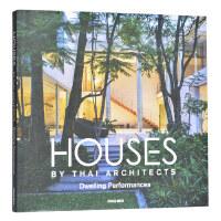 HOUSES BY THAI ARCHITECTS泰国建筑设计方案 别墅豪宅 室内装修效果图 装饰设计画册书籍