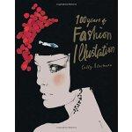 100 Years of Fashion Illustration mini 100年时装迷你插画 传统插画艺术画册