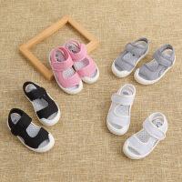 女童凉鞋新款夏季男宝宝凉鞋儿童凉鞋公主鞋