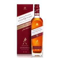 宝树行 尊尼获加15年雪莉版700ml 调配型苏格兰威士忌原装进口洋酒