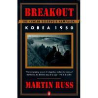 【预订】Breakout: The Chosin Reservoir Campaign, Korea 1950