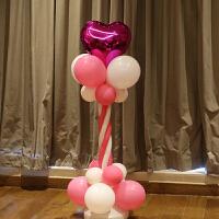 气球 婚庆气球 结婚庆用品 婚礼装饰生日气球立柱路引婚房布置酒店舞台道具SN6822