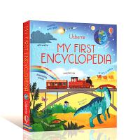 6-9岁课外扩展阅读 我的第一本百科全书 My first encyclopedia 英文原版图鉴