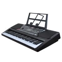 电子琴宝宝教学琴玩具钢琴初学中文儿童61键电子琴