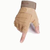 半指手套男女士户外运动特种兵专用战术防滑防晒霹雳手套