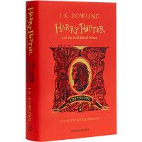预售 现货 哈利波特与混血王子 20周年学院纪念版 格兰芬多学院 英文原版 Harry Potter and the H
