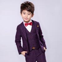 儿童西服男童西装套装2018新款韩版英伦钢琴礼服婚礼主持花童帅气