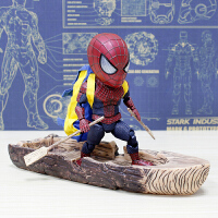 20180530090646944漫威蜘蛛侠玩具返校季模型英雄归来公仔关节可动人偶摆件