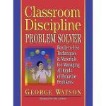 【预订】Classroom Discipline Problem Solver: Ready-To-Use