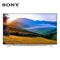 索尼(SONY)KD-65X8500F 65英寸 4K LED液晶 彩电 智能安卓 .银色