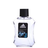 阿迪达斯(adidas) 西班牙 男士香水 冰点男款运动型 持久清新淡香水 Dive-冰点-香水50ml