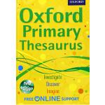 OXF PRIMARY THESAURUS HB 2012《牛津初级词典》新版 精装版本-探索 发现 想象;免费获取在线资源支持 进口原版 当当5星级英语学习工具