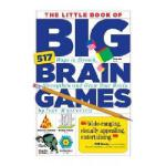 The Little Book of Big Brain Games: 517 Ways to Stretch,