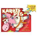【预订】Karate Pig