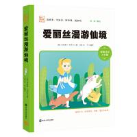 爱丽丝漫游仙境 新版 彩绘注音版 小学语文新课标必读丛书