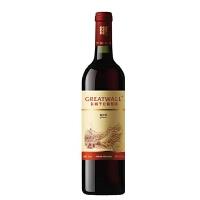 长城 88/瓶 长城金钻解百纳干红葡萄酒 750Ml