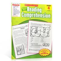 英文原版进口 Scholastic Success with Reading Comprehension (Grade
