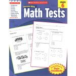 【满99减30】【六年级数学测验】学乐成功系列 Scholastic Success with Math Tests