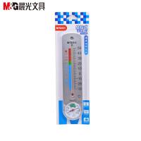 【单件包邮】晨光壁挂式温湿度计92569 测温仪 温度计 湿度计 吸卡包装