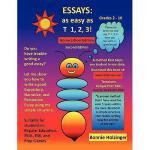 【预订】Essays as Easy as T 1, 2, 3! Home School Edition 2nd