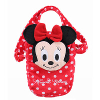 儿童发饰套装礼盒饰品发卡发箍女童头饰发夹宝宝皮筋头绳 大红波点