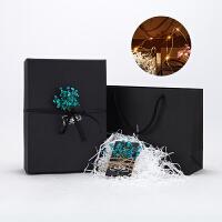 生日礼盒礼物盒子大号包装盒礼品盒小清新长方形精美韩版简约创意
