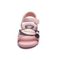 童鞋夏季女宝宝学步鞋凉鞋趣味树叶露趾