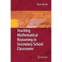 【预订】Teaching Mathematical Reasoning in Secondary School