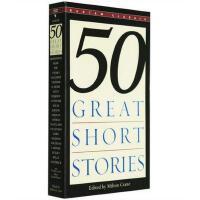 【现货】 50 FIFTY GREAT SHORT STORIES 英文原版 美国短篇小说精粹50篇