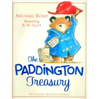 Paddington Treasury (Six Classic Bedtime Stories with CD)小熊