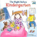 【预订】The Night Before Kindergarten