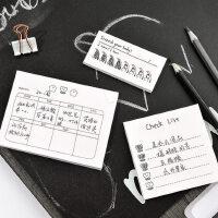 创意便签本学生时间管理记事小本子便携留言记事备忘本
