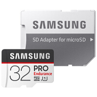 SAMSUNG/三星 32G手机卡 TF卡持久耐用视频监控存储卡 支持4K摄像 专业行车记录仪内存卡 内存卡 clas