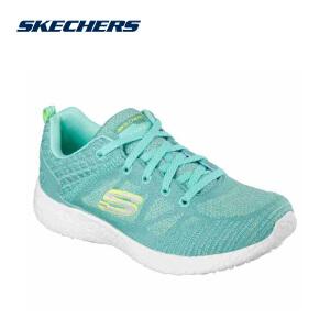 Skechers/斯凯奇女鞋夏新款轻质跑鞋 网面透气缓震耐磨运动跑步鞋
