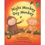 【预订】Night Monkey, Day Monkey